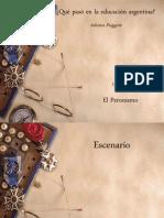 elperonismoylaeducacin-111018131325-phpapp01