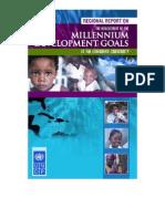 Regional MDG Caribbean