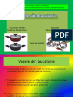 Vasele Din Bucatarie-Eco
