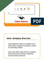 Video Balun Guide