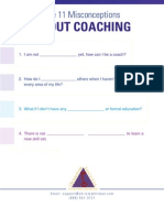 something about coaching Coaching