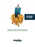 Stimulus PLAN for Accounting