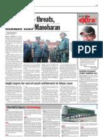 thesun 2009-05-06 page03 no bowing to threats hisham tells manoharan