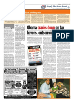 thesun 2009-05-06 page08 obama cracks down on taz havens outsourcing companies