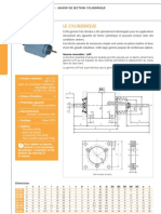 Catalogue Electro Aimants Massifs & Cylindriques 0507