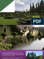 Jardins Et Manoir Eyrignac - Vu