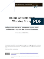 Online Antisemitism - A Systematic Review