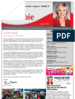 Bonnie Crombie's Ward 5 Summer Newsletter
