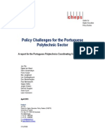 Policy Challenges for the Portuguese Polytechnic Sector