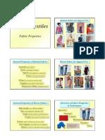 Fabric Property