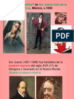 Sor Juana Power Point 1 Codigo..Antes de Leer Questions..Acutal Poem (F)