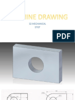 Machine Drawing Class 1 (PPT)