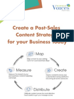 Create a Post-Sales Content Strategy for your Business Today