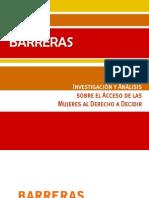 2008 RUDA Barreras