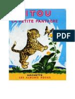 Père Castor Pitou , la petite panthère 1968