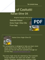 6.5 Million Olive Trees Can't be Wrong