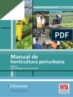 Manual de Horticultura Urbana y Periurbana