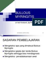 Bullous myringitis