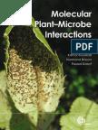 Molecular Plant–interaction