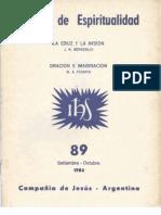 Bergoglio 1984 Cruz Mision