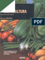 Plantas - Manual de Horticultura