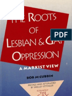 Roots of Lesbian & Gay Oppression