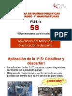 FASE 1 MODULO 1 Clasificacion y Descarte 5s