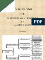 02. ColdHeadingForFastenerManufacture