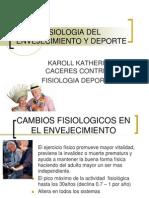 Fisiologia Del Envejecimiento y Deporte Ix