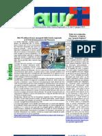 Agenzia settimanale d'informazione della Giunta Regionale n. 22 del 21 giugno 2013