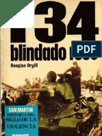 San Martin Libro Armas 10 T-34