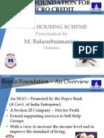 8.Micro Housing Scheme RFMC