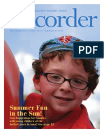 The Recorder July 2013
