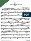 IMSLP42231 PMLP16840 Beethoven Trio 70n1 Violon