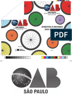 Cartilha Ciclista Meio Ambiente