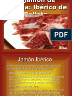Jamon Presentation