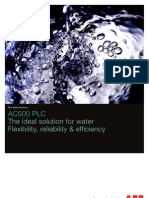 abb Ac500 Plc Ideal Solution for Water