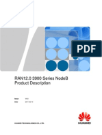 2.6.5 RAN12 3900 Series NodeB Product Description