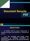 3. Document Security