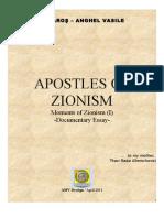 Moment of Zionism (I) - Zionism Apostles