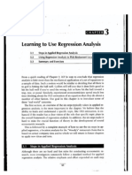 six steps of regression analysis by hasan nagra