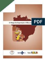 Mapa Exposicao Silica Brasil