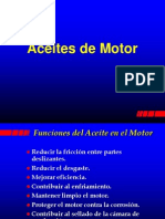 Aceites Motor