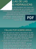 Fallas de Las Bombas Hidraulicas