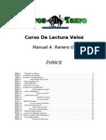 Renero, Manuel - Curso de Lectura Veloz