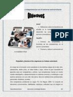 Desarrollo de Las Competencias en El Entorno Universitari1