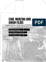 Carl Marzani & Union Films