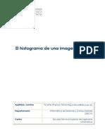 El Histograma Una Imagen Digital