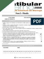 Microsoft Word - P3G3 - Objetivas Filosofia.doc - UemI2008p3g3Filosofia.pdf