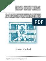 DIÁRIO DE UM MANIFESTANTE